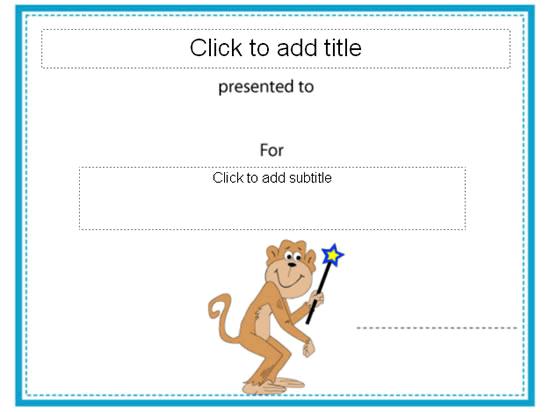 Awarding Certificate (imp Designing)