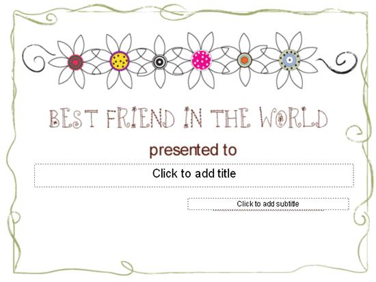 Better Ally Awarding Certificate
