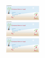 Endowment Certificate (summertimetimetime Santa Claus Claus Designing)