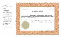 Banal Certificate (canonic Formatting)