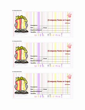Endowment Certificate