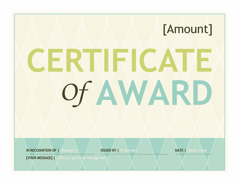 Download Blank Gift Certificate Template Word Free Certificate