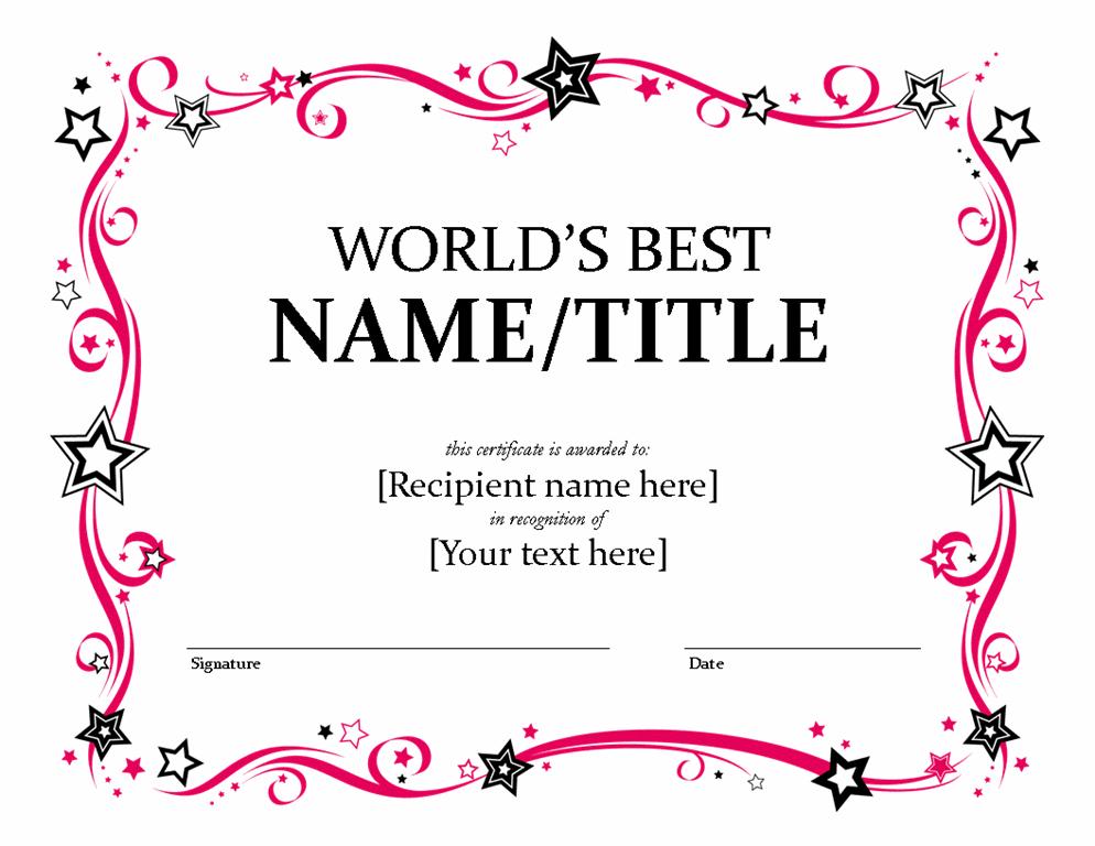 Globals better certificate free certificate templates in other globals better certificate yadclub Gallery