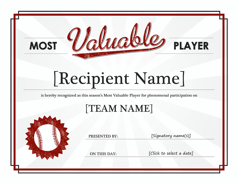 Most valuable player award wording hatchurbanskript most yelopaper Gallery
