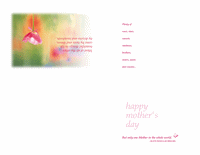 Printable Mothers Day Card Ideas
