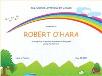 Pupil Attending Awarding (simple)