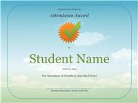 Pupil Attending Awarding