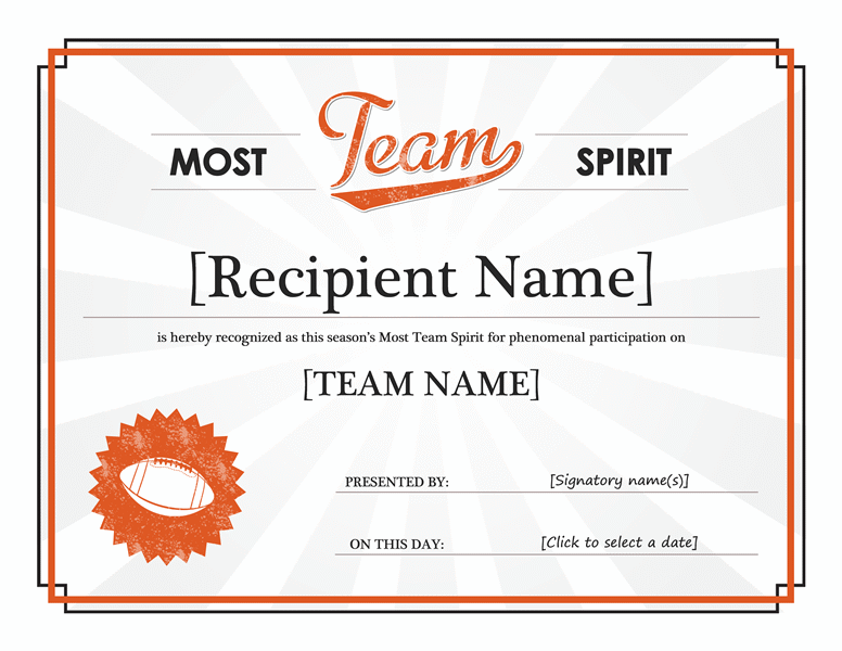 microsoft office award certificate templates – Award Templates Word