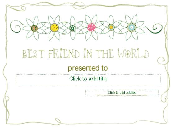 Better Ally Awarding Certificate Green
