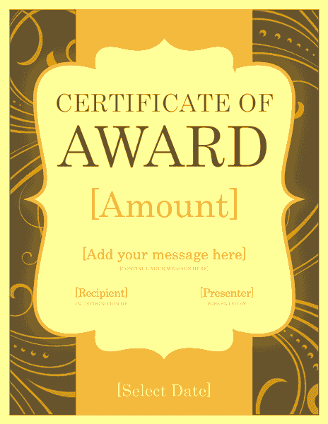 Download gift certificate template word free free certificate download gold gift certificate template word free 03 yadclub Gallery