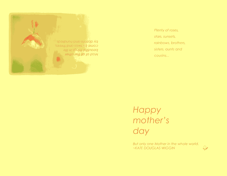 Printable Happy Mothers Day Cards 03