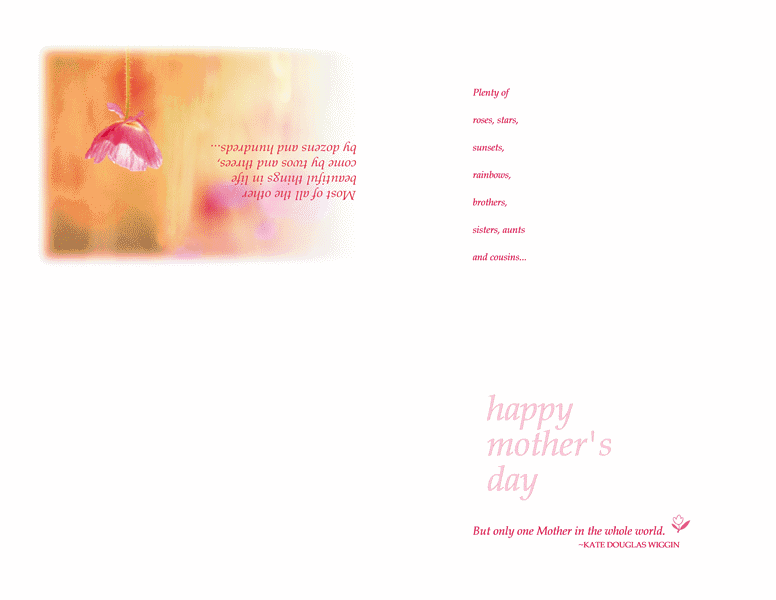 Printable Mothers Day Card Ideas 01
