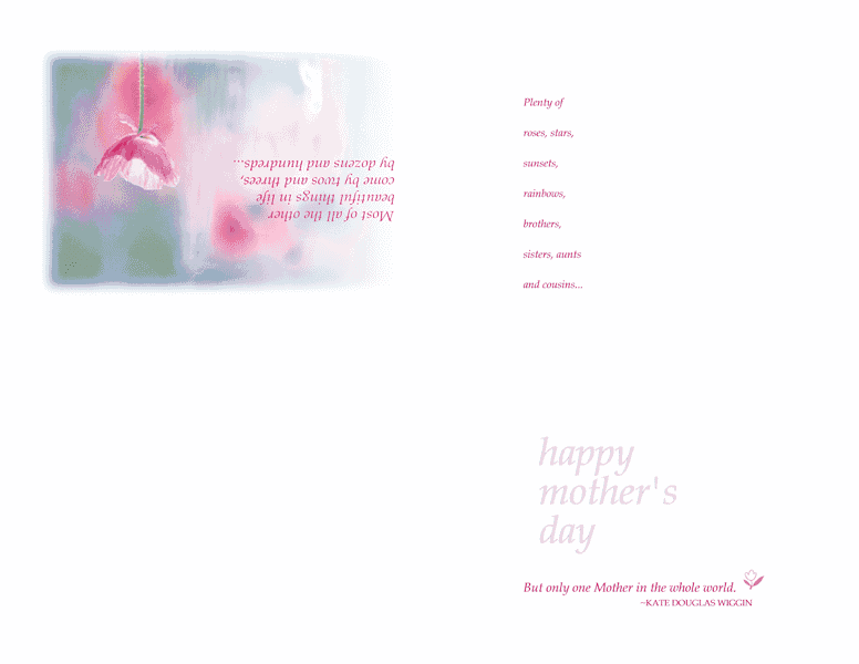Printable Mothers Day Card Ideas 02