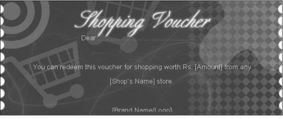 Download shopping gift voucher free certificate templates for ms shopping gift voucher yadclub Choice Image